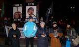 Publiczny Różaniec na Placu Wolności. Bydgoszczanie modlili się o odnowę moralną narodu polskiego [zdjęcia, wideo]