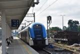 Od dzisiaj drugi peron na stacji w Myszkowie jest już czynny ZDJĘCIA