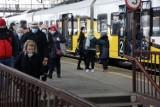 Zmiany w rozkładzie jazdy pociągów PKP Intercity od niedzieli