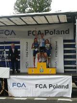 Bełchatów: Karolina Stępień na podium w rywalizacji juniorek