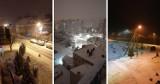 Intensywne opady śniegu na Pomorzu 3.01.2021. IMGW wydało ostrzeżenie! Trudne warunki na drogach województwa pomorskiego