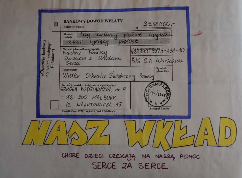 """Malbork. Finały WOŚP w latach 90. i na początku XXI wieku [ZDJĘCIA]. """"Po prostu czują Państwo rock'n'rolla"""" - pisał Jurek Owsiak"""
