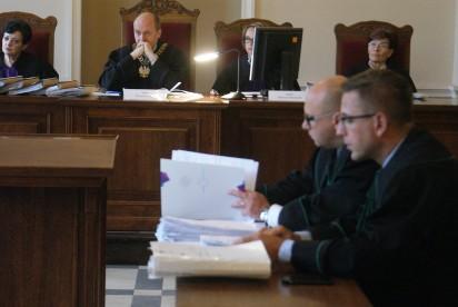 Zabójstwo w Cerekwicy Starej. Morderca skazany przez sąd w Kaliszu na dożywocie