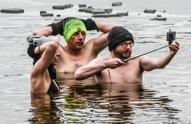 07.03.2021 bydgoszcz  morsy morsowanie  piecki   fot.dariusz bloch/polska press