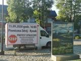 """Piwniczna-Zdrój. Blisko 5 tysięcy mieszkańców mówi """"nie"""" dla tirów w Dolinie Popradu. We wtorek, 15 września wyjdą protestować"""