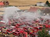 Ponad 172 samochody pożarnicze, z całej Polski i Europy, wzięły udział w XI Fire Truck Show.