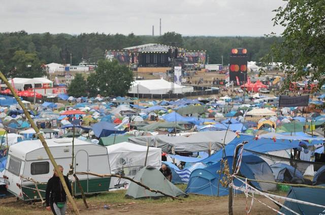 Podczas Pol'and'Rock Festival zmarły dwie osoby