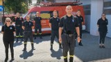 Strażacy z Ciechocinka przystąpili do akcji #GaszynChallenge i nominowali burmistrza! [wideo]