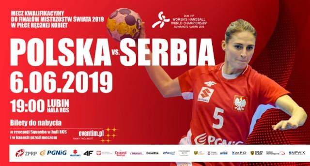 Kibicujemy biało-czerownym! 6 czerwca mecz Polska - Serbia!