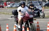 """Grudziądz. Motocykliści testowali swoje umiejętności na """"Wakacjach z motorem"""". Kto wygrał? Mamy wyniki i  zdjęcia"""