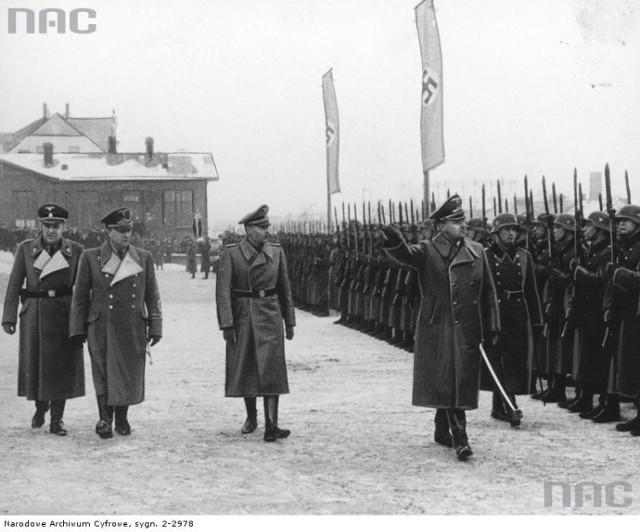 Dawny Lublin: Wizyta gubernatora Hansa Franka