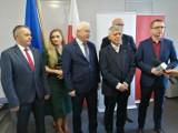 Europoseł Marek Belka otworzył swoje biuro w Sieradzu