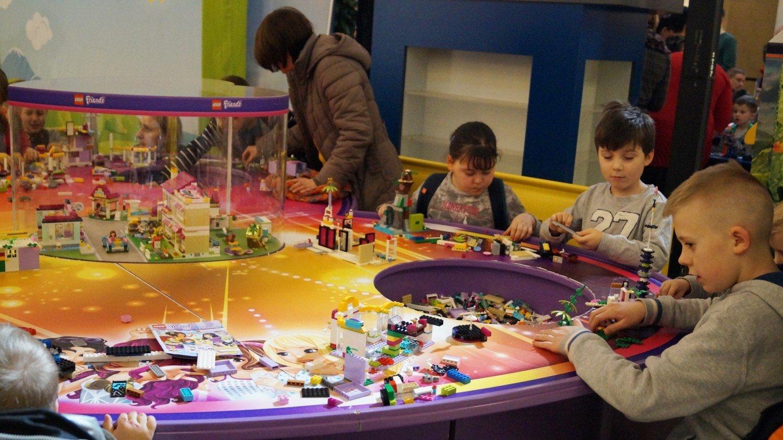 Weekend Przygód Z Klockami Lego W Focus Mall Bydgoszcz Zdjęcia