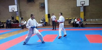 Ostanie zawody wrzesińskich karateków. Sportowcy mają powody do zadowolenia