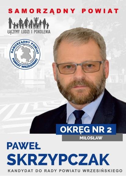 Powiat Wrzesiński: Komitet obecnego starosty ma powodu do zadowolenia