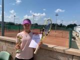 Dominika Podhajecka wygrała bardzo ważny turniej tenisowy