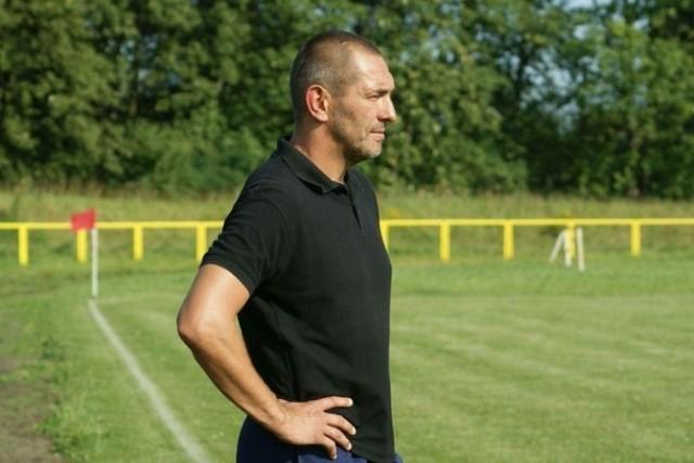 Daniel Bakowicz, trener LKS Zapole