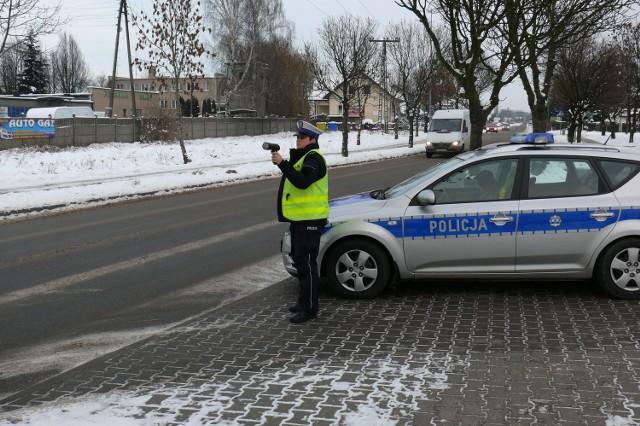 Policjanci akcję będą często powtarzali