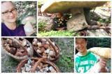 """Grzyby 2021. Wysyp grzybów w limanowskich lasach. Takie okazy zbierają czytelnicy """"Gazety Krakowskiej"""" [ZDJĘCIA - 16.9]"""
