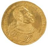 Pięćdziesięciodukatówka z 1621 roku, najdroższa moneta jaka była sprzedawana w Polsce, trafi pod młotek. Warta jest nawet 3 mln złotych!