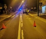 Międzychód. 13-letni chłopiec został potrącony na przejściu dla pieszych na ulicy Piłsudskiego w pobliżu Urzędu Miasta i Gminy