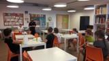 Bezpieczne wakacje - policja w Zduńskiej Woli przypomina dzieciom o zasadach