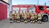 Bukowiec. Strażacy pozyskali nowe ubrania bojowe