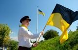 Święto Flagi Kaszubskiej. Na maszt na Górze Gradowej w Gdańsku uroczyście wciągnięto flagę ZDJĘCIA