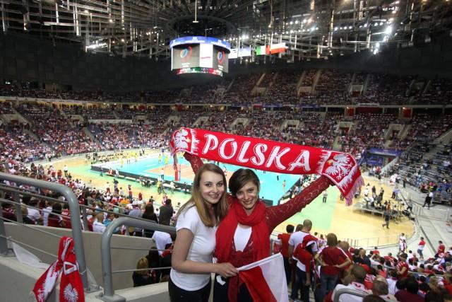 Emocje w krakowskiej hali przeżywali już kibice siatkówki, pora na fanów basketu