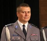 Były komendant jasielskiej policji i zastępca szefa komendy wojewódzkiej przeszedł na emeryturę