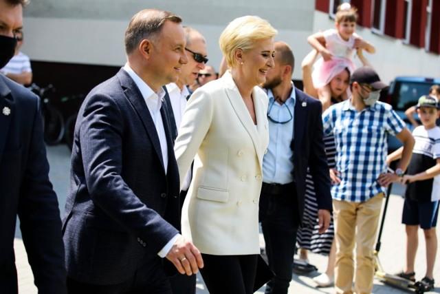 Prezydent Andrzej Duda ponownie pojawi się w Kujawsko-Pomorskiem.