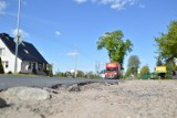 Ostatnia stolica gminy z taką drogą wojewódzką. W Parchowie dziura na dziurze (zdjęcia+wideo)