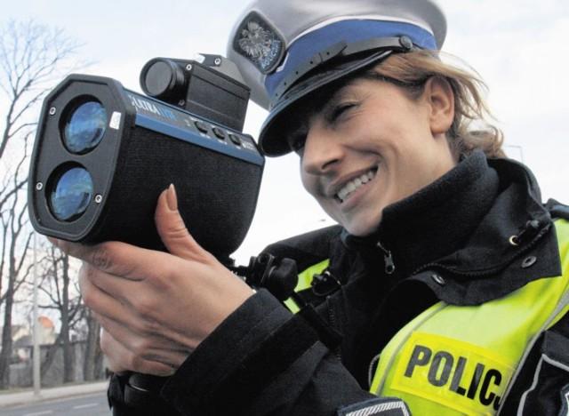 Policja Lubin: Pierwsze prawo jazdy po zmianie przepisów zabrane w Lubinie