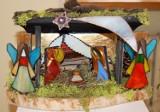 Piękne szopki na wystawie w Muzeum Historycznym – Pałac w Dukli. Ich autorzy to uczestnicy konkursu [ZDJĘCIA, FILM]