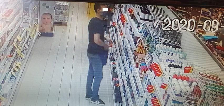 Ukradł kosmetyki, zatrzymała go policja. Grozi mu nawet 5 lat odsiadki!