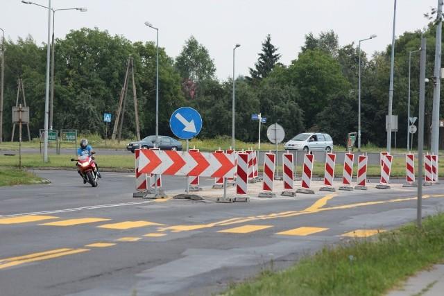 W poniedziałek ruszył remont ulicy Podgórze w Chełmie.