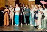 """Spektakl """"Dekameron"""" w I Liceum Ogólnokształcącym w Kwidzynie. Był to czwarty występ polsko-niemiecko-ukraińskiej młodzieży [ZDJĘCIA]"""
