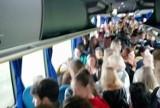 Powiat gdański: Mniej kursów i zatłoczone autobusy linii 400 i 401. PKS sprawdzi napełnienie i usiądzie nad rozkładem [ZDJĘCIA]