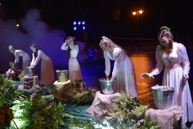 Noc Świętojańska w Skierniewicach