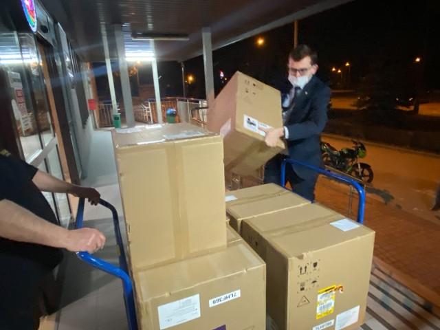 Kardiomonitory trafiły do Szpitala Powiatowego w Chrzanowie
