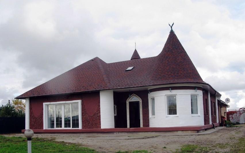 Rosja, 2015 r. Jeden z pierwszych w Europie budynków...