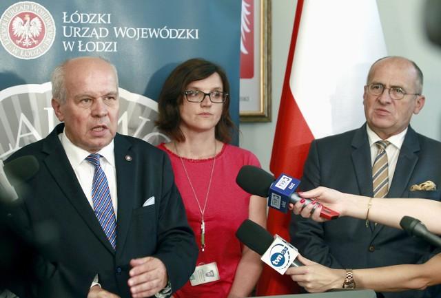 Wojewoda łódzki Zbigniew Rau zaapelował do gmin o szybsze weryfikowanie wniosków od rolników