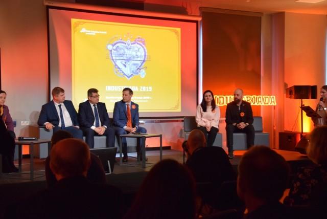 Konferencja inaugurująca tegoroczną Industriadę