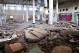 Pstrąże, czyli polski Czarnobyl! Tutaj stacjonowała Armia Radziecka! Ruiny Strachowa wciąż można znaleźć w lesie