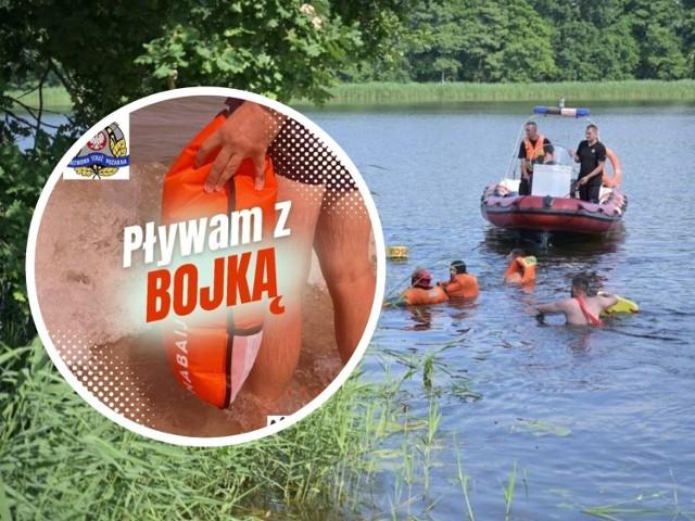 Strażacy z Grudziądza i ratownicy WOPR będą mówić o bezpieczeństwie nad wodą w sobotę i niedzielę (24 i 25 lipca) na plażach: miejskiej w Rudniku i przy jeziorze w Tarpnie. Start na obu plażach jednocześnie o godz. 14
