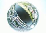 A taki Gorzów widzieliście? Te zdjęcia miasta wyglądają nieco... kosmicznie!