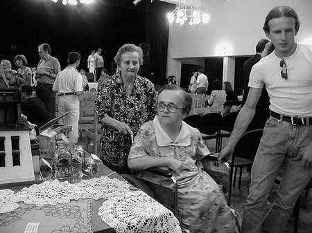 Na wystawie są prace z 13 śląskich DPS-ów. Foto: MAGDALENA CHAŁUPKA