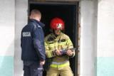 Eksplozja w budynku jednorodzinnym w Perzycach. Na miejscu 6 jednostek strażackich [ZDJĘCIA]