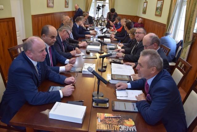 I sesja Rady Miejskiej w Czarnem