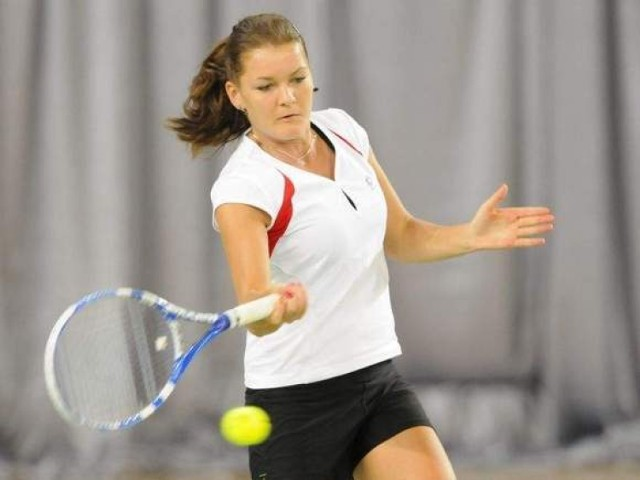 Agnieszka Radwańska już raz pokonała na korcie Heather Watson. ...